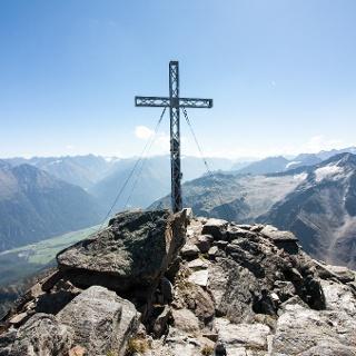 Fundusfeiler Gipfelkreuz