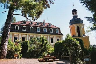 Foto Schloss Zuschendorf
