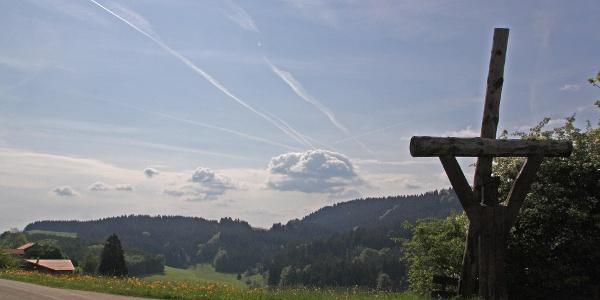 Ausblick bei Ettensberg