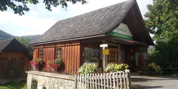 Tourismusbüro in Krakau