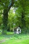 Gartenhäuschen am Weißen Schloss   - © Quelle: Touristikgemeinschaft Hohenlohe e.V.