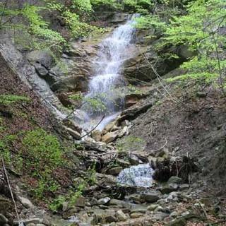 Unterer Osterdorfer Wasserfall
