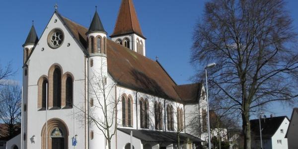 """Pfarrkirche """"Mariä Geburt"""" Mochenwangen"""