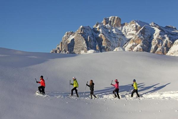 Schneeschuh-, Winterwandern & Nordic Walking