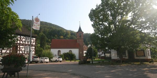 Ortmitte Nothweiler