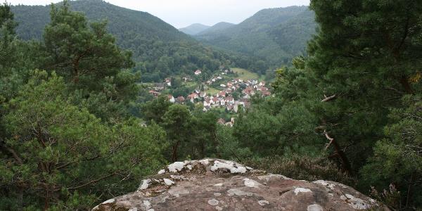 Blick auf Nothweiler