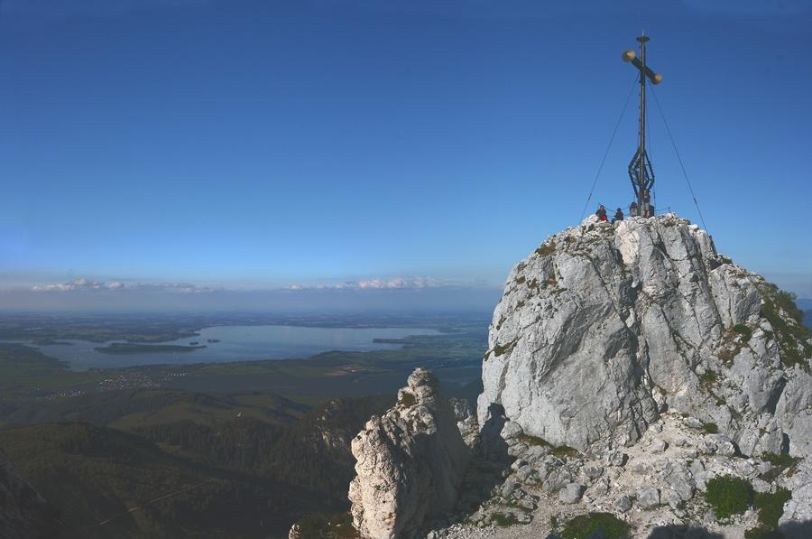 Kampenwand Gipfeltour