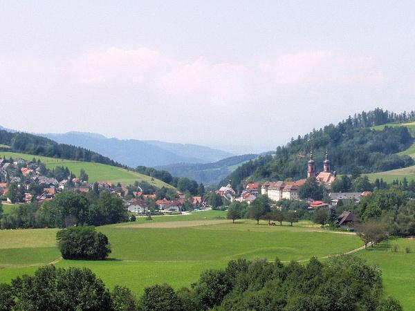 Rund um den Wallfahrtsort Lindenberg