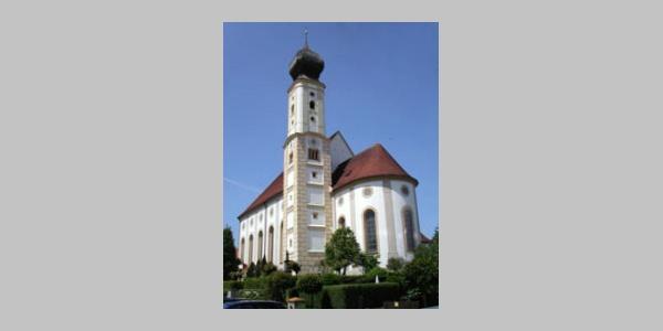 Pfarrkirche St. Stephan Pfaffenhausen