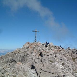 Gipfelblick Biberkopf