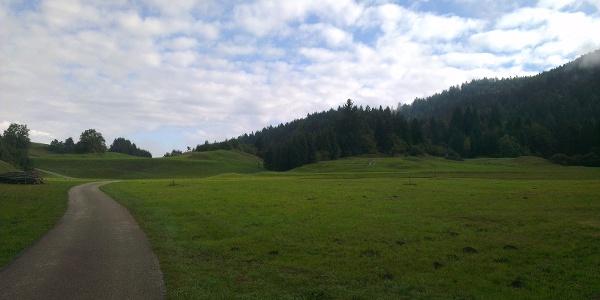 Blick Richtung Maso Toscana