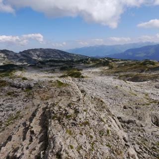 Das Gottesacker-Plateau