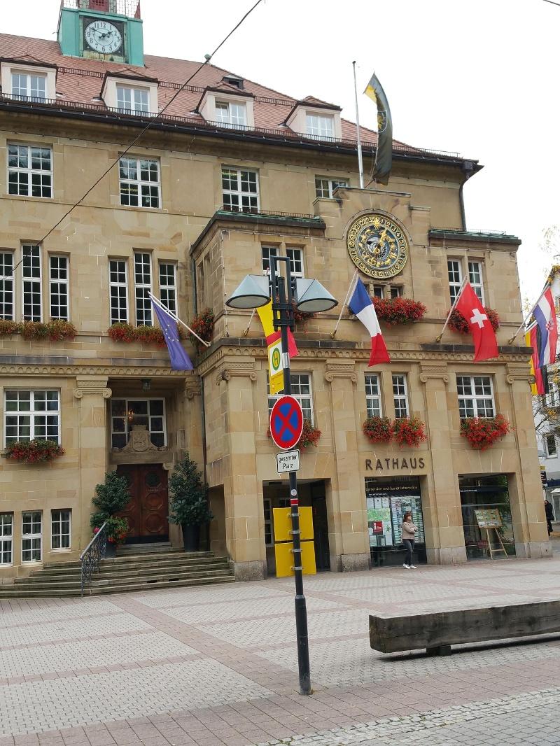Ostweg Etappe 7: Schramberg - Villingen
