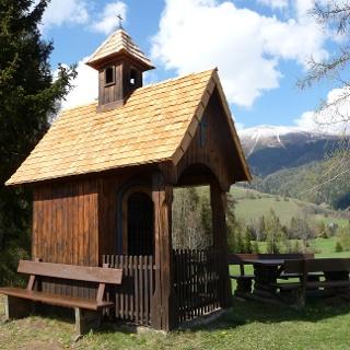 Kapelle beim Naturlehrpfad