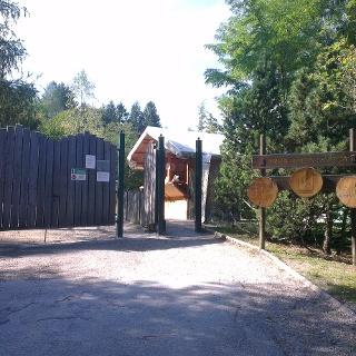 Il Parco Faunistico di Spormaggiore.