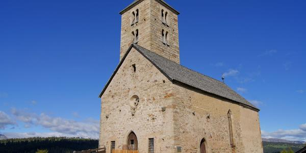Die Kirche von Langfenn