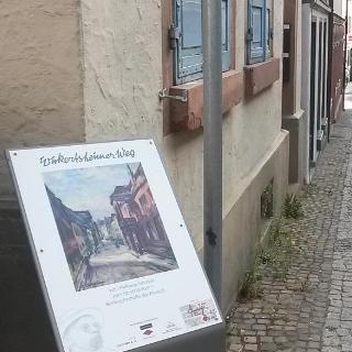 Eine von 38 Bildern des Wickertsheimer Wegs