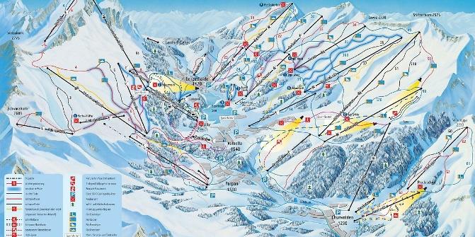 Arosa Lenzerheide Ski Resort ADAC Skiguide