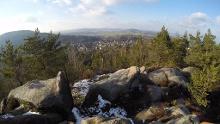 Nonnenfelsen - Lausche - Lauschemoor - Felsenstadt Jonsdorf im Zittauer Gebirge