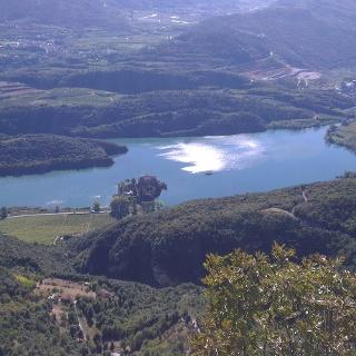 Lago di Toblino.