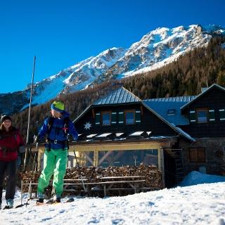Edelweißhütte am Schneeberg