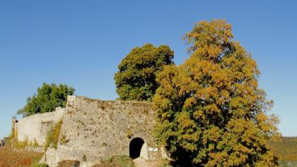 Eingang in den inneren Burgring
