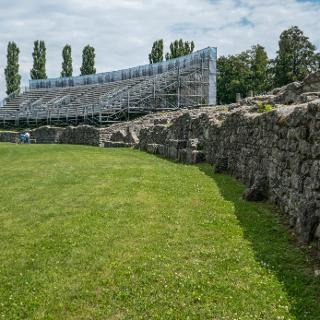 Im 1. Amphitheater
