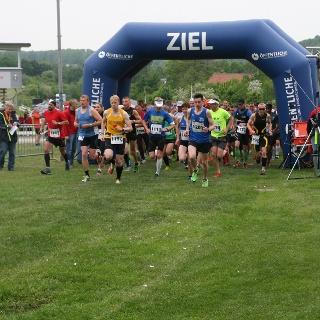 Start Bergmarathon