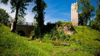 Burgruine Tautenburg