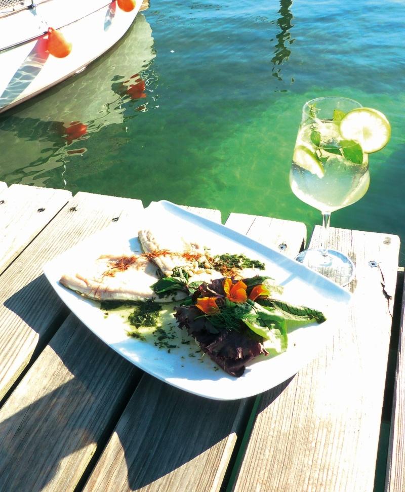 Rettich, Bülle und Salat - Genussradtour über die Halbinsel Höri