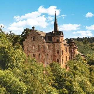 Burg Weißenburg in Weißen