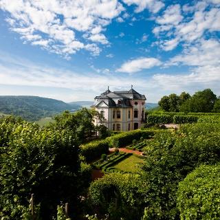 Dornburger Schlösser - Rokokoschloss