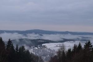 Foto Ausblick vom Wachberg