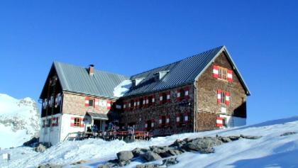 Mannheimer Hütte