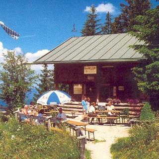 Brunnsteinhütte