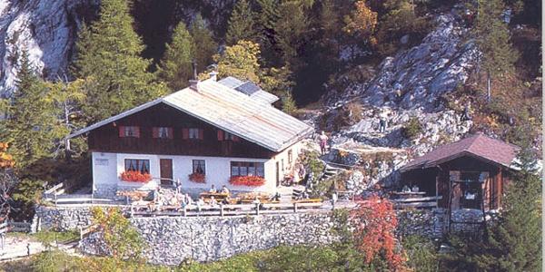 Mittenwalder Hütte