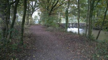 am Boker Kanal