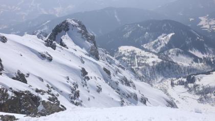 Blick Richtung Austriahütte