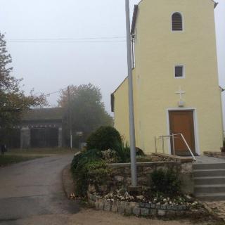 Startpunkt Kirche Thonhausen