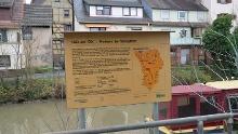 Hochwasserpfad Neckargemünd