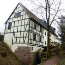 Wassermühle Krosigk mit Gasthaus