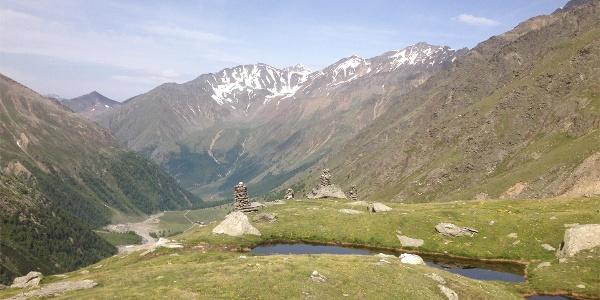Vista alla Val di Fosse