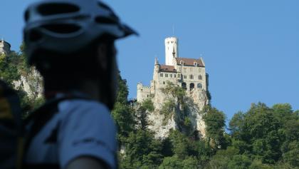 Radfahren auf der Schwäbischen Alb