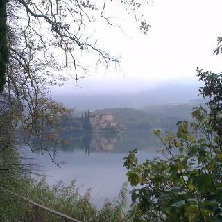 Castel Toblino.