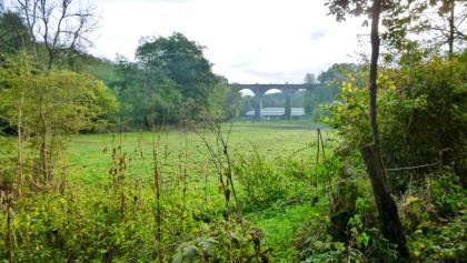 Viadukt der Vennbahn