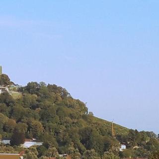 Startpunkt beim Turmberg