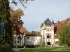 Torturm der Götzenburg mit Schlosspark  - @ Autor: Beate Philipp  - © Quelle: Bildarchiv Gemeinde Jagsthausen