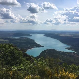 Lac Saintes des Croix