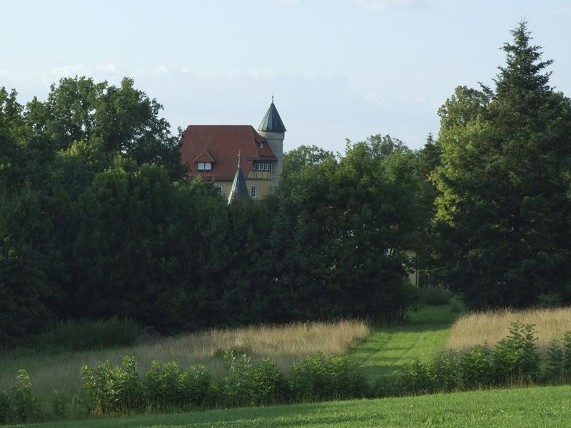Schloss Burleswagen  - @ Autor: Beate Philipp  - © Quelle: Gemeinde Satteldorf