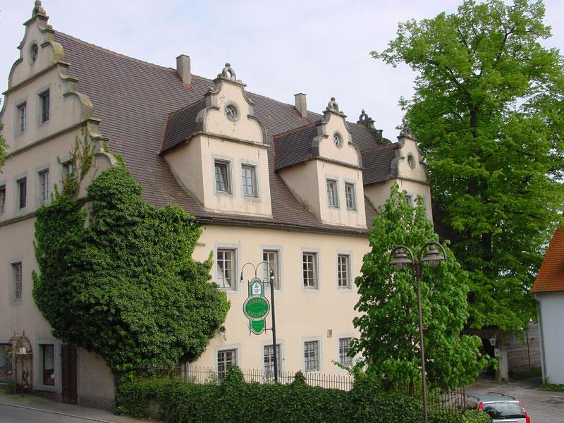 Schloss Gröningen  - @ Autor: Beate Philipp  - © Quelle: Gemeinde Satteldorf